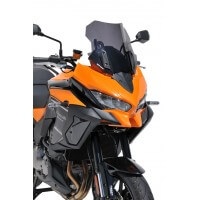 KAWASAKI 1000 VERSYS-19/20 - BULLE SPORT ERMAX NOIRE CLAIRE - 0303573