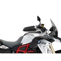 BMW F650 GS-08/18 -F700 GS-13/18- F800 GS-13/18- FIXATION + SACOCHE RESERVOIR E04 PIN SYSTEM SHAD