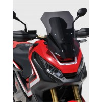 HONDA 750 X-ADV -17/20- BULLE TOURING ERMAX NOIRE CLAIRE -TO01S86