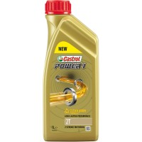HUILE SEMI-SYNTHETIC 2 TEMPS 1 LITRE POWER 1 CASTROL-2200000