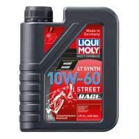 HUILE 4 TEMPS 1 LITRE SYNTHESE 10W60 STREET RACE LIQUI MOLY-1525