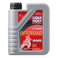 HUILE 2 TEMPS 1 LITRE SYNTHETIC OFF ROAD RACE OIL LIQUI MOLY-3063