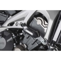 YAMAHA MT07 / TRACER - PATINS PROTECTION SW-MOTECH  - 0505-1978
