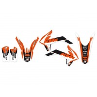 KTM SX 85-13/17- KIT DÉCO BLACKBIRD DREAM GRAPHIC 4 - 2539N