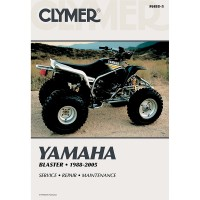 YAMAHA YFS 200 BLASTER - REVUE TECHINIQUE CLYMER - 4201-0089