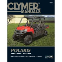 POLARIS 800 RANGER - 10/14  - REVUE TECHINIQUE CLYMER - 4201-0389