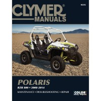 POLARIS 800 RZR - 08/14  - REVUE TECHINIQUE CLYMER - 4201-0388