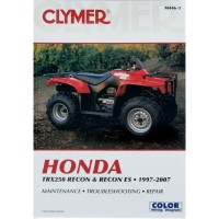 HONDA 250 TRX RECON  -97/16 - REVUE TECHINIQUE CLYMER - 4201-0179