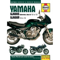 YAMAHA 600 XJ / DIVERSION - REVUE TECHNIQUE ANGLAIS HAYNES - HM2145