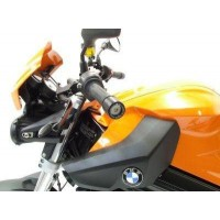 BMW F800 R - 09/20 - EMBOUTS DE GUIDON R&G - BE0049BK