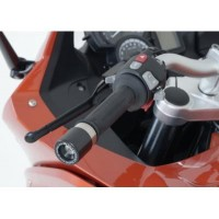 BMW F800 GT- 13/20- EMBOUTS DE GUIDON R&G - BE0073BK