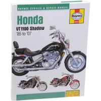 HONDA VT 1100 SHADOW - 85/07 - REVUE TECHNIQUE ANGLAIS HAYNES - HM2313