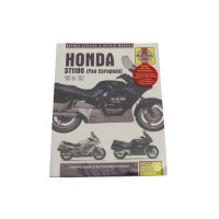 HONDA ST 1100 PAN EUROPEAN - REVUE TECHNIQUE ANGLAIS HAYNES - 4201-0360
