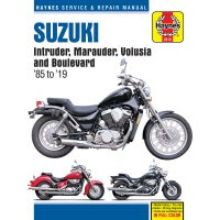 SUZUKI 750-800 MARAUDER / INTRUDER / VOLUSIA - REVUE TECHNIQUE ANGLAIS HAYNES - 4201-0140