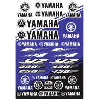 YAMAHA - KIT STICKERS UNIVERSEL - 4320-2147