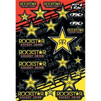SPONSORS - KIT STICKERS UNIVERSEL - 4320-1431