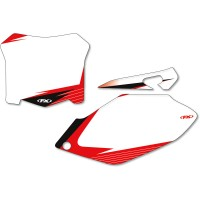 HONDA CRF 250 R - 14/17 / CRF 450 R - 13/16 - STICKERS PLAQUE / CACHES - 4310-0717