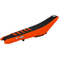 KTM EXC-EXC-F-17/19 / SX-SX-F-16/18 - HOUSSE DE SELLE DOUBLE GRIP 3 - 1524H