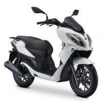 KEEWAY SCOOTER 125 CITY BLADE - 4 TEMPS - NEUF