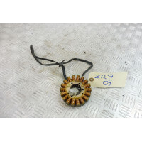 KAWASAKI 750 ZR7 STATOR ALLUMAGE ALTERNATEUR TYPE ZR7500 - 1999/2005