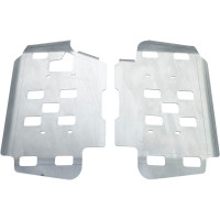 YAMAHA GRIZZLY / KODIAK - SABOTS DE PROTECTION MARCHE PIEDS - 0505-1353