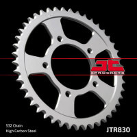 SUZUKI 1100 GSXR - 86/88 - COURONNE 46 DENTS - JTR830.46