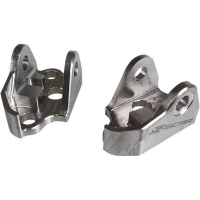 YAMAHA WRF / YZF- SUPPORTS REPOSE PIEDS SCAR TITANE STFMB152