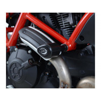 DUCATI 797 MONSTER - 17/20  - PROTECTIONS TAMPONS R&G RACING CP0433BL