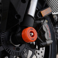 KTM 1290 SUPER DUKE GT / R - PROTECTIONS FOURCHE R&G RACING FP0138OR