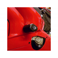 DUCATI 1100 PANIGALE V4 / R / S - 20/21 - PROTECTIONS TAMPONS R&G RACING CP0487BL