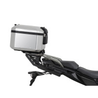 YAMAHA 900 TRACER -18/20- PORTE BAGAGE SUPPORT ET TOP CASE TERRA TR48 SHAD
