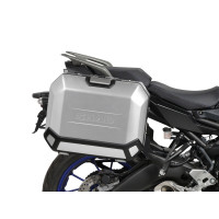 YAMAHA 900 TRACER ET GT -18/20- SUPPORTS ET VALISES SHAD TERRA TR47 4P SYSTEM