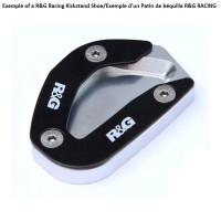 BMW R1200 RT - 13/18 - PATIN D BEQUILLE LATERALE R&G - PKS0095SI