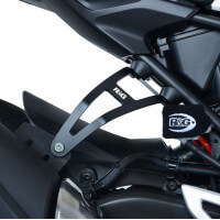 HONDA CB 300 R NEO SPORT CAFE - 18/21 - SUPPORT ECHAPPEMENT R&G RACING - EH0087BK