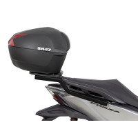 HONDA 125 FORZA - 300 FORZA -2021- SUPPORT TOP CASE PORTE BAGAGE ET TOP CASE SH47 SHAD
