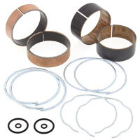 COMPATIBLE CR 250 R / CRF 250-450 R / X / RM 250 - KIT BAGUES DE FRICTION FOURCHE-38-6020