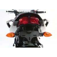 YAMAHA FZ1 S SUPPORT DE PLAQUE R&G Racing  FZ1 S FAZER -443881