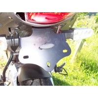 APRILIA RS 125 RS SUPPORT DE PLAQUE R&G Racing APRILIA RS 125 RS -443882