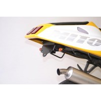 CAGIVA 125 MITO SUPPORT DE PLAQUE R&G Racing NEUF CAGIVA 125 MITO - 443895