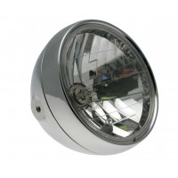 PHARE ROND 180 MM CHROME - 872424