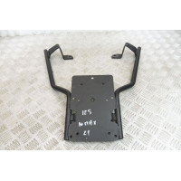 YAMAHA 125 NMAX SUPPORT DE TOP CASE PORTE BAGAGE SHAD - 2021