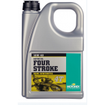HUILE MOTOREX FOUR STROKE 4 TEMPS 4 LITRES SEMI SYNTHESE 10W40 -1099351
