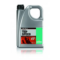 HUILE MOTOREX TOP SPEED 4 TEMPS 4 LITRES SYNTHESE 15W50 -304975