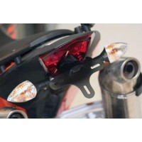 KTM 690 DUKE SUPPORT DE PLAQUE R&G Racing NEUF KTM 690 DUKE SM- 443901