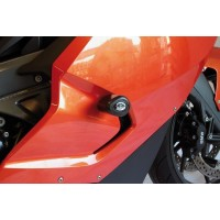 BMW K1300 S-PROTECTIONS TAMPONS NEUF R & G BMW K1300 S-2009/10-444579