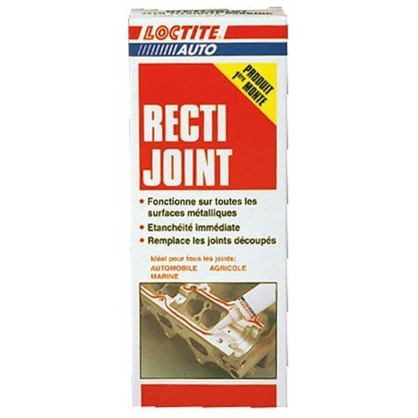 rectip te joint moteur loctite 518 seringue 50ml 55040001. Black Bedroom Furniture Sets. Home Design Ideas