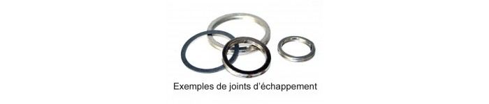 - JOINTS ECHAPPEMENTS